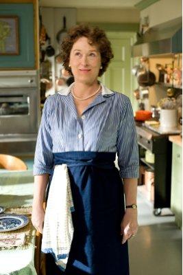 """Meryl Streep channeling her inner Child in """"Julie & Julia."""""""