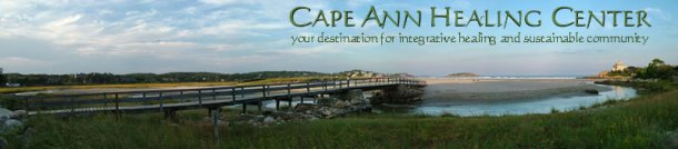 Learn more about our friends at the Cape Ann Healing Center.